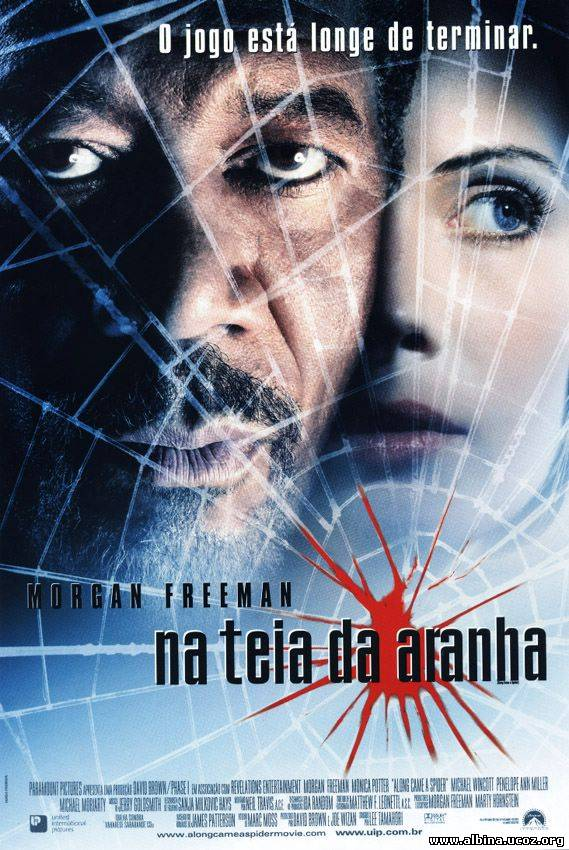 Смотреть онлайн: И пришел паук (2001) / Along Came a Spider