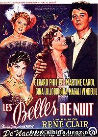 Смотреть онлайн фильм: Ночные красавицы (1952) / Les belles de nuit