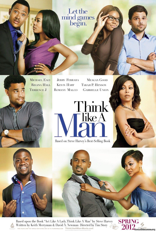 Смотреть онлайн: Думай, как мужчина 2 (2014) / Think Like a Man Too